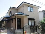 屋根葺き替え工事、外壁塗装工事