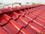 屋根塗装・漆喰打替工事