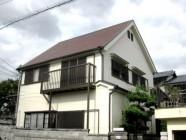 屋根塗装・漆喰打替え