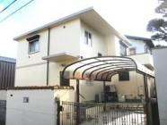 外壁塗装工事、屋根塗装工事、ベランダ防水