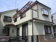 外壁塗装工事、屋根塗装工事、漆喰工事
