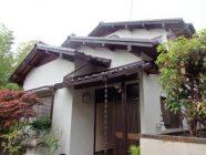 屋根塗装工事、漆喰打替え工事
