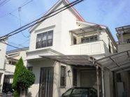 外壁塗装工事後、屋根塗装工事後