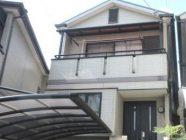 外壁、屋根塗装工事前