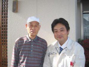 滋賀県栗東市小平井 四方様