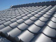 屋根塗装、漆喰打替え工事