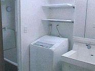 洗面、浴室改装工事後