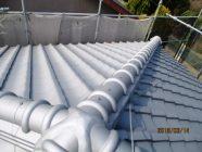 屋根塗装・漆喰工事