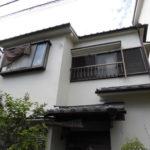 煉瓦積替 外壁塗装 大阪府茨木市