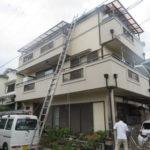 施工前 外壁塗装 茨木市