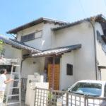 屋根塗装 漆喰 茨木市
