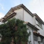 外壁塗装 施工前 吹田市