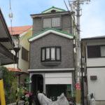 屋根塗装 GAINA 外壁塗装 高槻市
