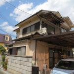 外壁塗装 施工後 茨木市