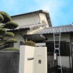 屋根塗装 漆喰工事 茨木市