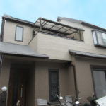 外壁塗装 屋根塗装GAINA 茨木市 施工後