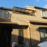 外壁屋根塗装 施工前