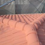 屋根 塗装後 八幡市