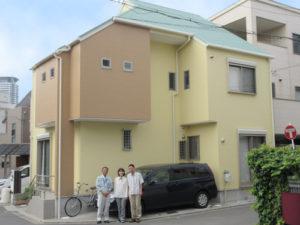 外壁塗装 屋根塗装 GAINA 吹田市