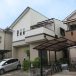 外壁塗装 屋根塗装 GAINA 京都府八幡市