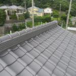 屋根塗装 漆喰工事 豊能郡