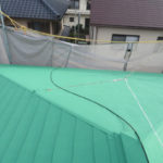 屋根塗装 GAINA 豊能郡