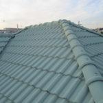 屋根塗装工事 GAINA 豊中市