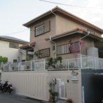 屋根塗装GAINA・外塀塗装 熊取町