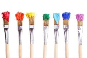 7色絵の具
