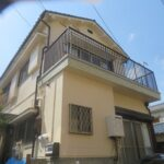 外壁塗装フッ素1 茨木市