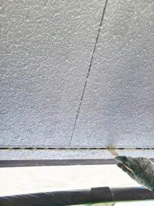 大阪府羽曳野市 外壁塗装・中塗り