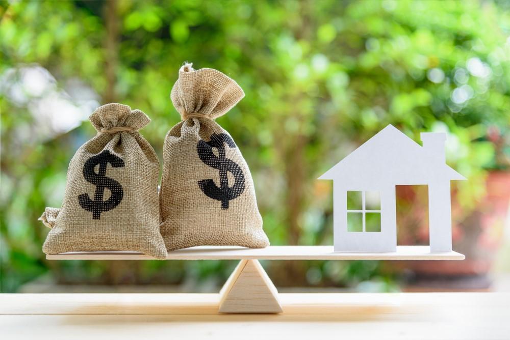 家とお金の重さ